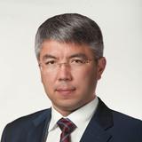 Алексей Цыденов, глава Бурятии