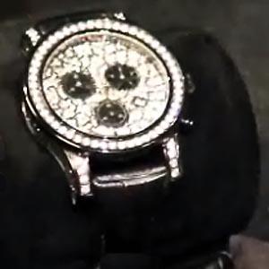 Фото №1 - Бриллиантовый хронограф достали со дна Невы