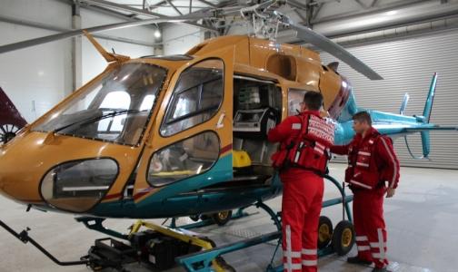 Фото №1 - Почему в городские больницы вертолеты не летают