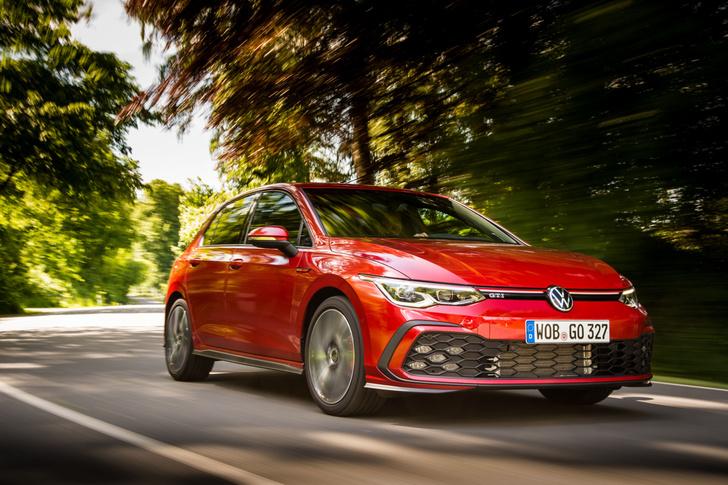 Фото №4 - Удар под дых: новый Volkswagen Golf обозначил российские цены