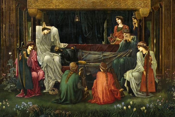 Фото №4 - Круглый стол короля Артура и его рыцари: 8 вопросов и ответов