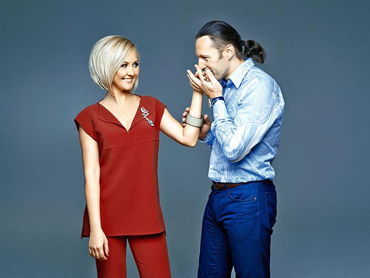 Фото №5 - История любви Василисы Володиной: как 20 лет жить в браке счастливо