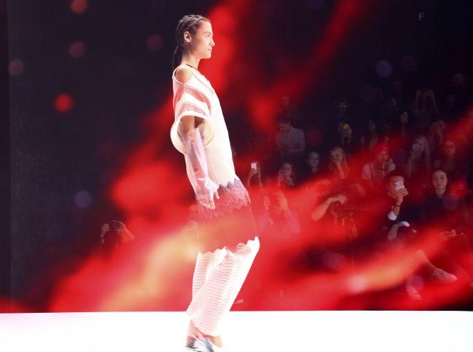 Фото №1 - Самые яркие моменты Mercedes-Benz Fashion Week Russia 2016