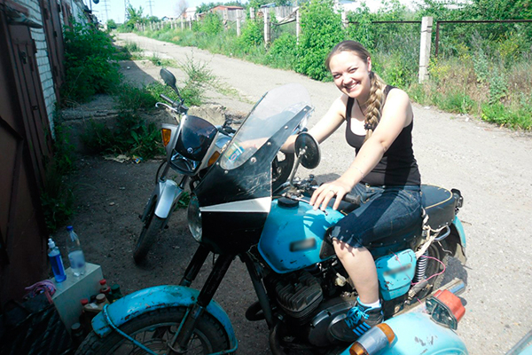 Фото №34 - Байкеры Ульяновска: 15 признаний в любви мотоциклу
