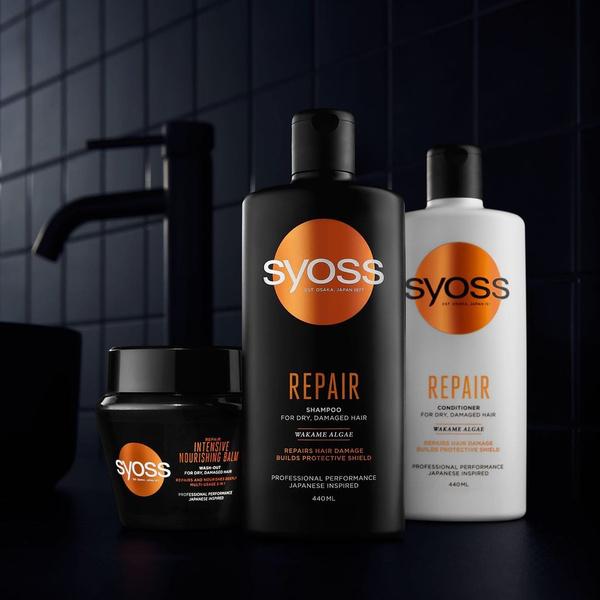 Фото №2 - Натуральные компоненты, обновленная упаковка и японские технологии: как изменился бренд Syoss