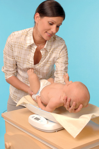 Фото №4 - Как взвешивать младенца: пошаговая инструкция с фото