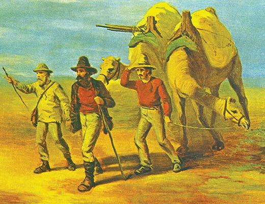 Фото №1 - Тайна погибшей экспедиции