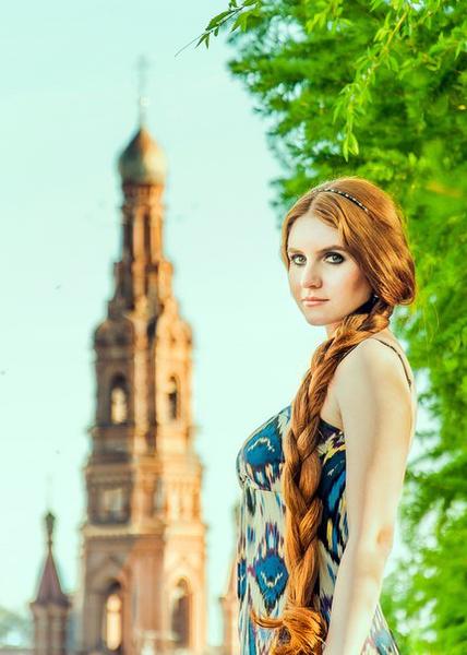 Фото №1 - Как Рапунцель: самые красивые косы Казани