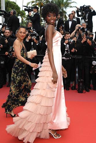 Фото №22 - Модные Канны-2018: самые яркие звездные образы восьмого дня кинофестиваля