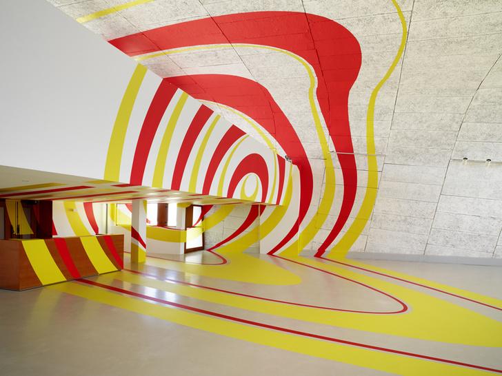 Фото №2 - Под открытым небом Марселя: современное искусство, Ле Корбюзье и Longchamp