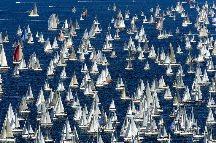 Фото №1 - Почему скорость на море измеряется в узлах?