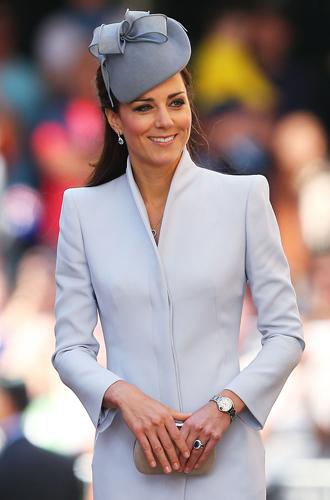 Фото №38 - Драгоценности герцогини: любимые ювелирные бренды Кейт Миддлтон