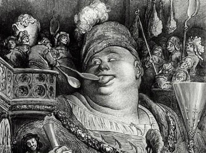 Фото №4 - Франсуа Рабле - человек и комикс эпохи Возрождения