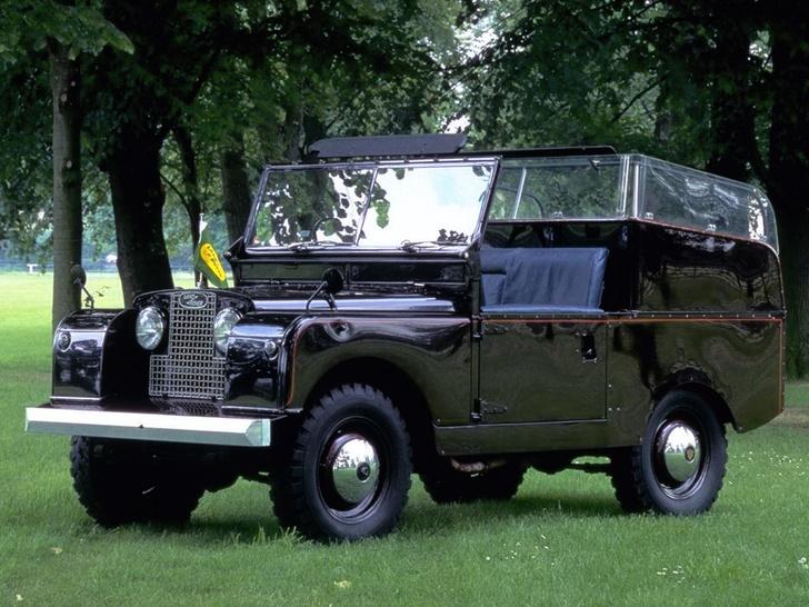 Фото №3 - Шесть удивительных фактов об автомобилях Land Rover