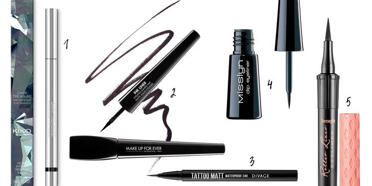 Фото №2 - Бьюти-тренд: новый макияж со стрелками
