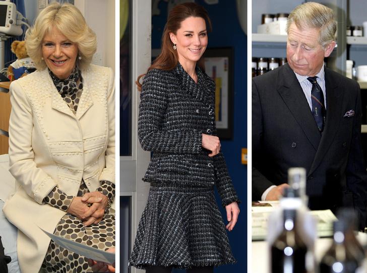 Фото №1 - Чем лечатся Виндзоры: альтернативные правила здоровья королевской семьи