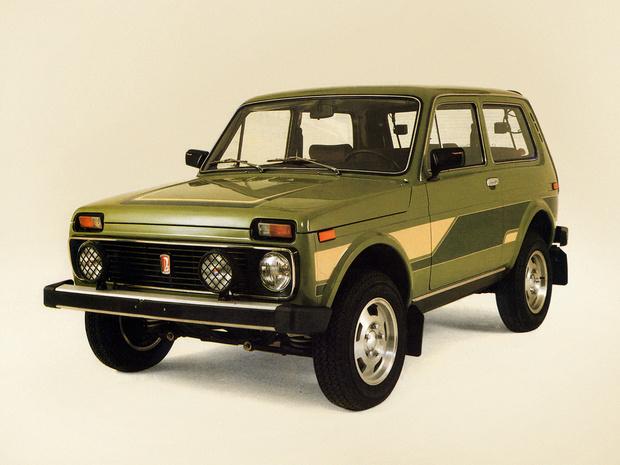 Фото №10 - Как назывались экспортные версии советских автомобилей
