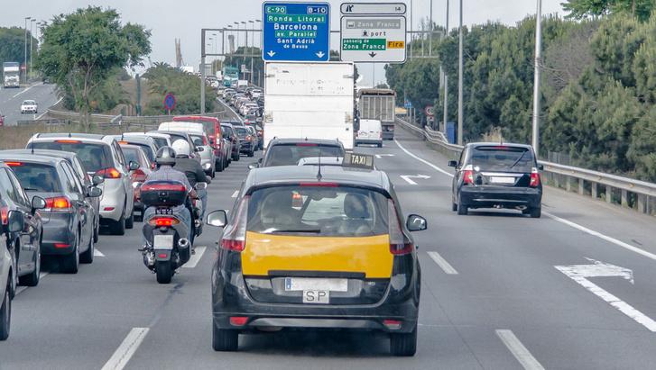 Фото №1 - В Мадриде ограничивают движение легкового транспорта