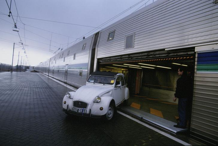 Фото №6 - Ла-Манш: 10 фактов о главном скоростном подводном коридоре Европы