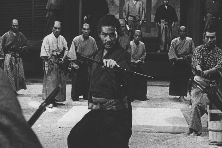 Фото №6 - 8 обязательных фильмов о самураях