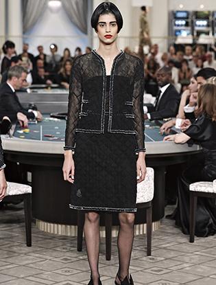 Фото №3 - Неделя Высокой моды в Париже: Chanel FW2015/16