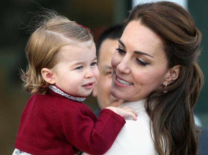 Фото №2 - Паж и подружка: принцесса Шарлотта и принц Джордж на свадьбе Пиппы Миддлтон