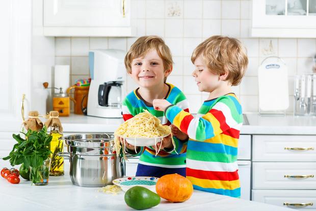 Фото №1 - «У детей разные предпочтения в еде, устаю готовить»