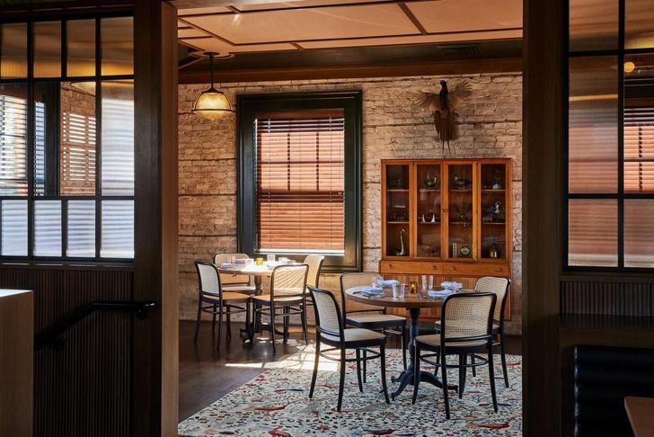 Фото №6 - Ресторан Harvey House на старой железнодорожной станции в Мэдисоне