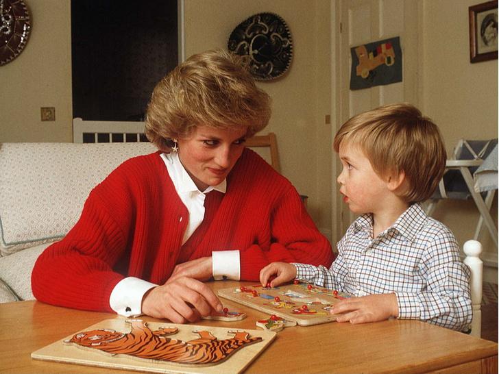 Фото №3 - Главный совет об отношениях, который Диана дала Уильяму (и как он изменил жизнь принца)