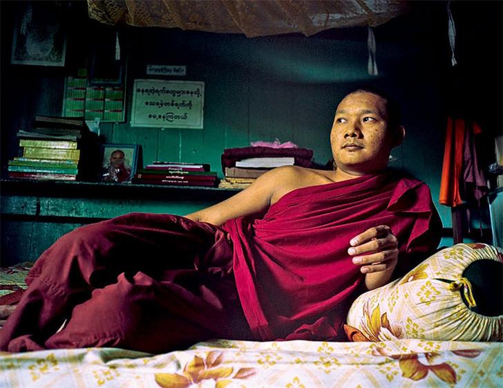 Фото №5 - Воздушные замки Мьянмы