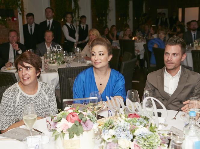 Фото №11 - Prix International Du Parfum: гости торжественного ужина