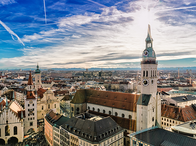 Фото №3 - 10 вещей, которые нужно успеть сделать в Мюнхене за выходные