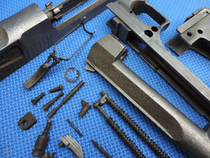 Фото №3 - 7 неожиданных фактов о пистолете Desert Eagle
