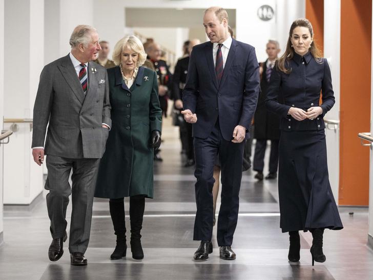 Фото №2 - Высокомерие Короны: как герцогиня Камилла отзывалась о Кейт после знакомства