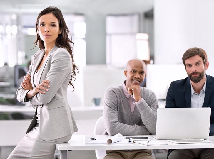 Фото №1 - Ролевые офисные игры: кто вы для своих коллег (и как выглядите на самом деле)