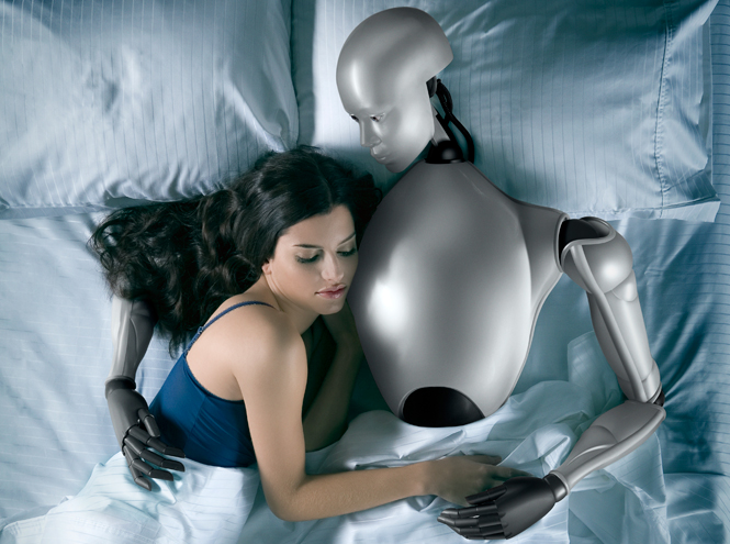 Фото №1 - Как выглядит любовь будущего