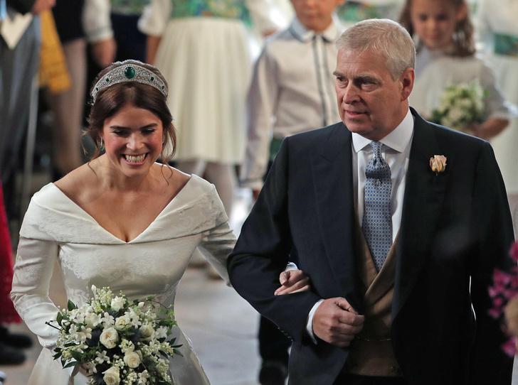 Фото №58 - Свадьба принцессы Евгении и Джека Бруксбэнка