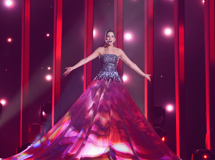 Фото №5 - Евровидение-2018: итоги и 5 лучших живых выступлений финала без политики (ну, почти)