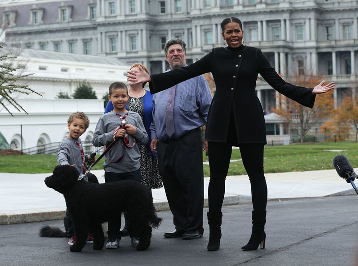 Фото №3 - Этикет первых леди: что можно (и нельзя) супругам президентов