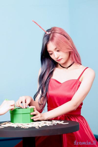 Фото №6 - 11 самых любимых фанатами сплит-окрашиваний у айдолов k-pop