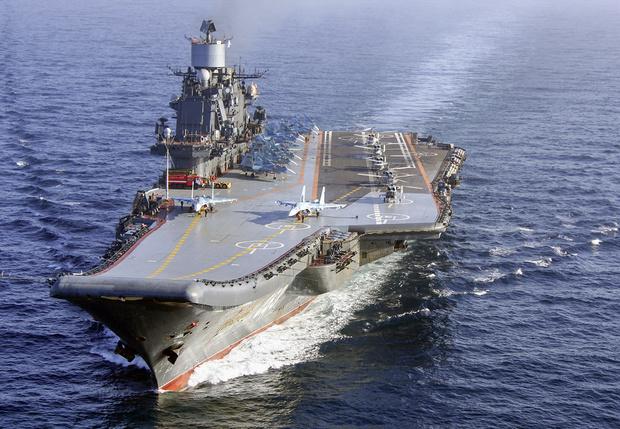 «Адмирал Флота Советского Союза Кузнецов», Россия