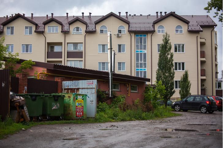 Фото №16 - «Благовещенка»: микрорайон, где хорошо с экологией и плохо с транспортом