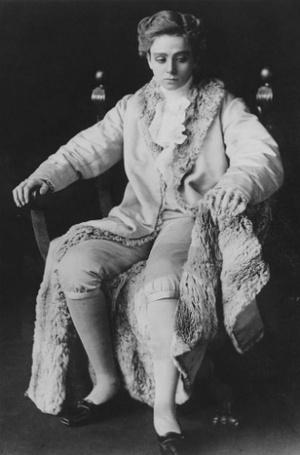 Фото №2 - Удивительная Мод Адамс: история жизни актрисы, предпочитавшей мужские роли