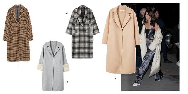 Фото №3 - Бери пример: Белла Хадид знает, какая верхняя одежда сейчас в тренде