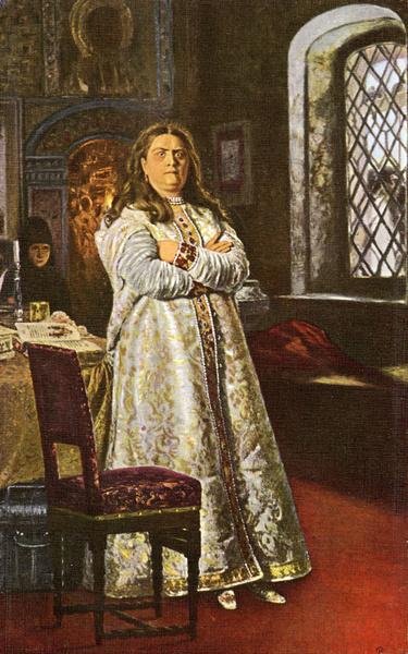 Фото №3 - Или в монастырь, или замуж: зачем девушек на Руси держали в теремах-тюрьмах?