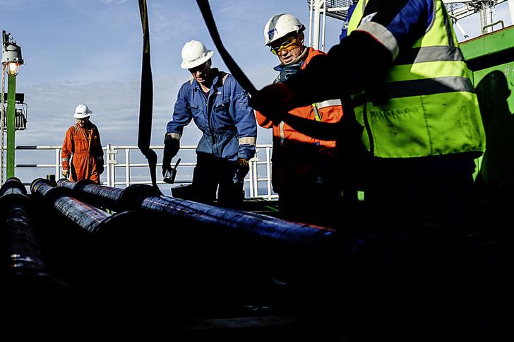 Фото №10 - Своя Арктика: как добывают нефть на Арктическом шельфе