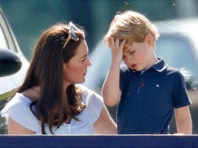 Фото №8 - Дерзкая родственница: принцу Джорджу снова досталось от кузины