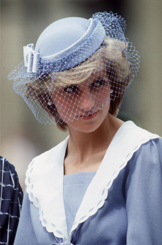 Фото №2 - Самые известные шляпы принцессы Дианы, которые вошли в историю