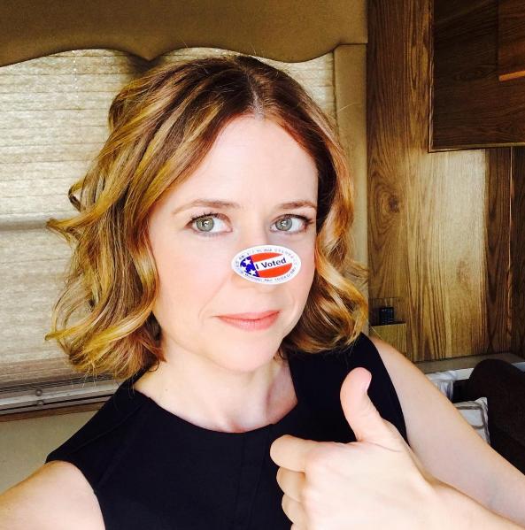 Фото №34 - День выборов в звездном Инстаграме