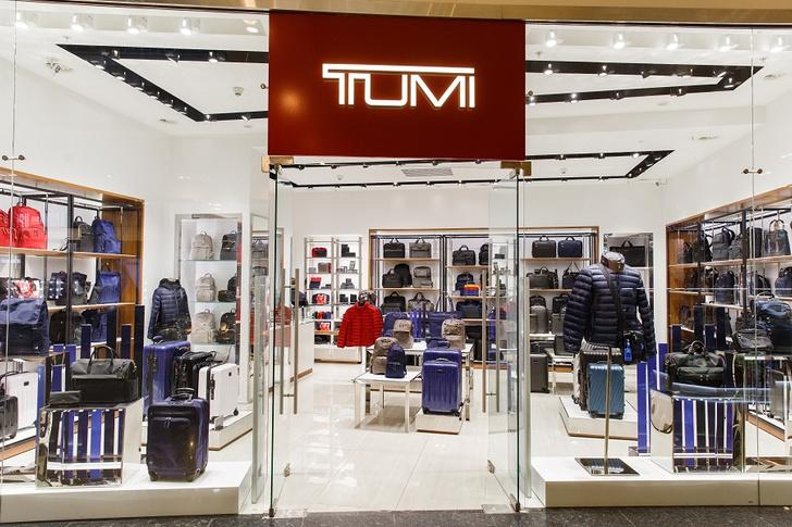Фото №1 - TUMI открыл первый бутик в Москве